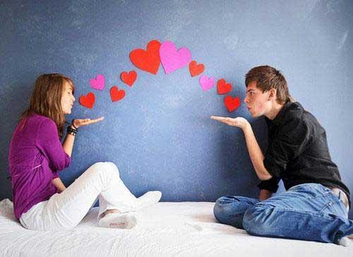 روابط غیر کلامی در زناشویی