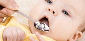 قطره آهن و پوسیدگی دندان نوزاد