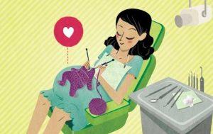خانم های حامله در دندانپزشکی