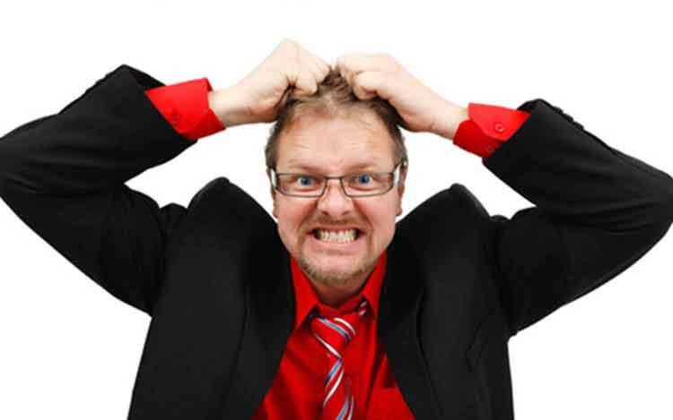 معضل  از کوره در رفتن آدم های ذاتا عصبی و پرخاشگر در خانواده ها