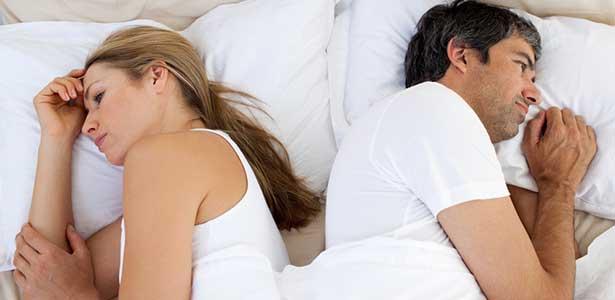 تاثیر مزاج در روابط جنسی