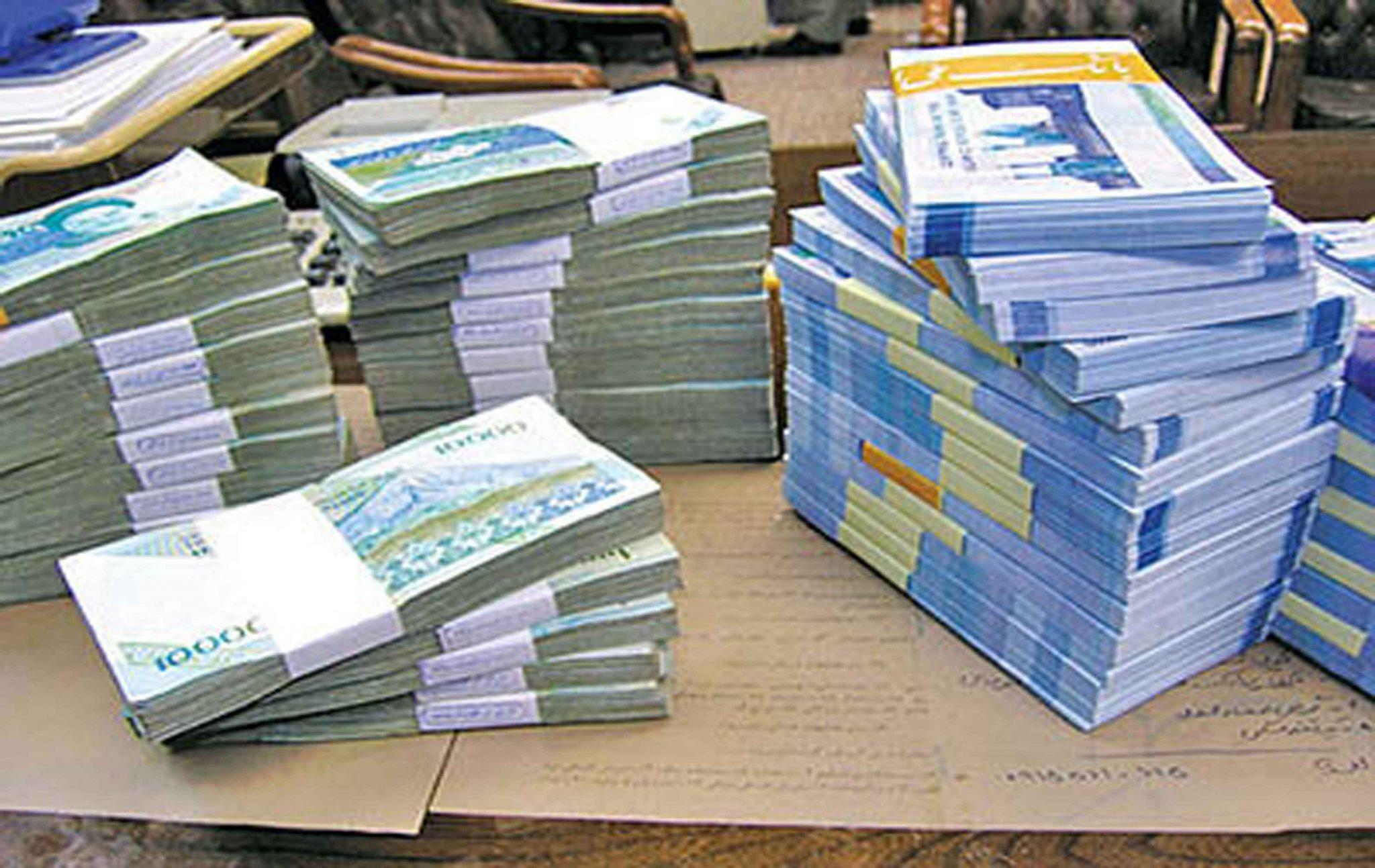 میزان نقدینگی در بانکها
