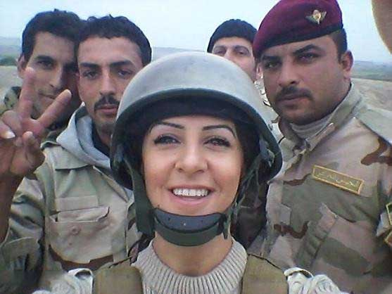جایزه یک میلیون دلاری داعش برای کشتن دختر ایرانی