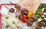 طرز تهیه کباب کنجه به همراه سس سیر خوشمزه