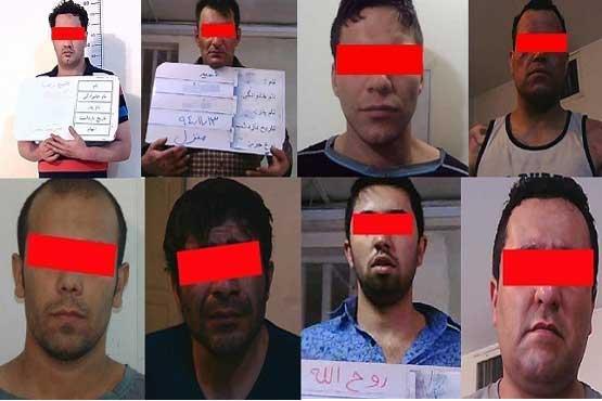 متلاشی شدن باند سرقت های حرفه ای در پایتخت - دستگیری سارقان حرفه ای