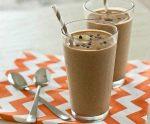 طرز تهیه دسر میلک شیک نوتلا در خانه (milk shake)
