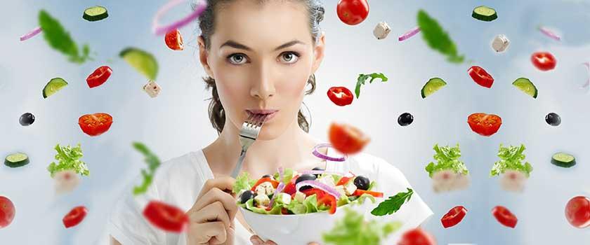 چگونه با تغذیه پوست خود را سالم و زیبا کنیم(beautiful Skin)؟