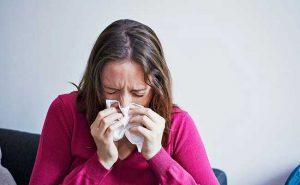 درمان فوری سرماخوردگی(a cold) چیست؟سرماخوردگی خر است.