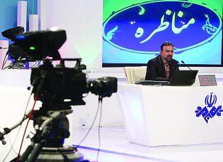 پخش زنده مناظره ها تحریم شده / تحریم تماشای زنده