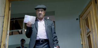 کمدی سیاسی اثری از محمود احمدی نژاد / سکوت