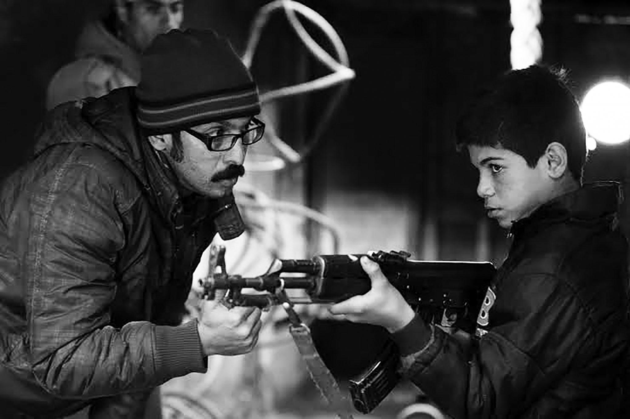 سوژه ها به سمتم می آیند / گفت و گو با امیر حسین عسگری نویسنده و کارگردان سینما