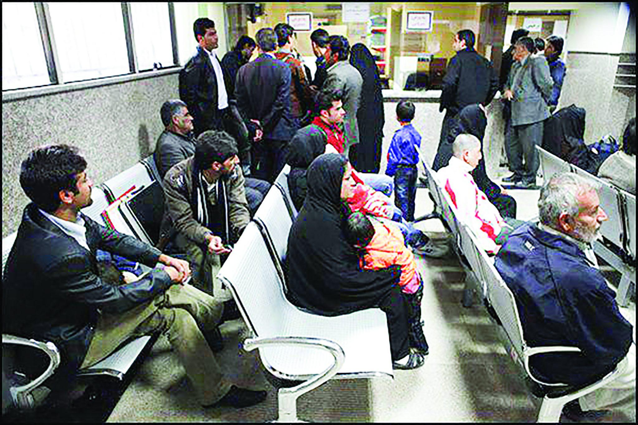 هفت تا هفت با بیمارستان امین / یک گزارش اماری مردمی
