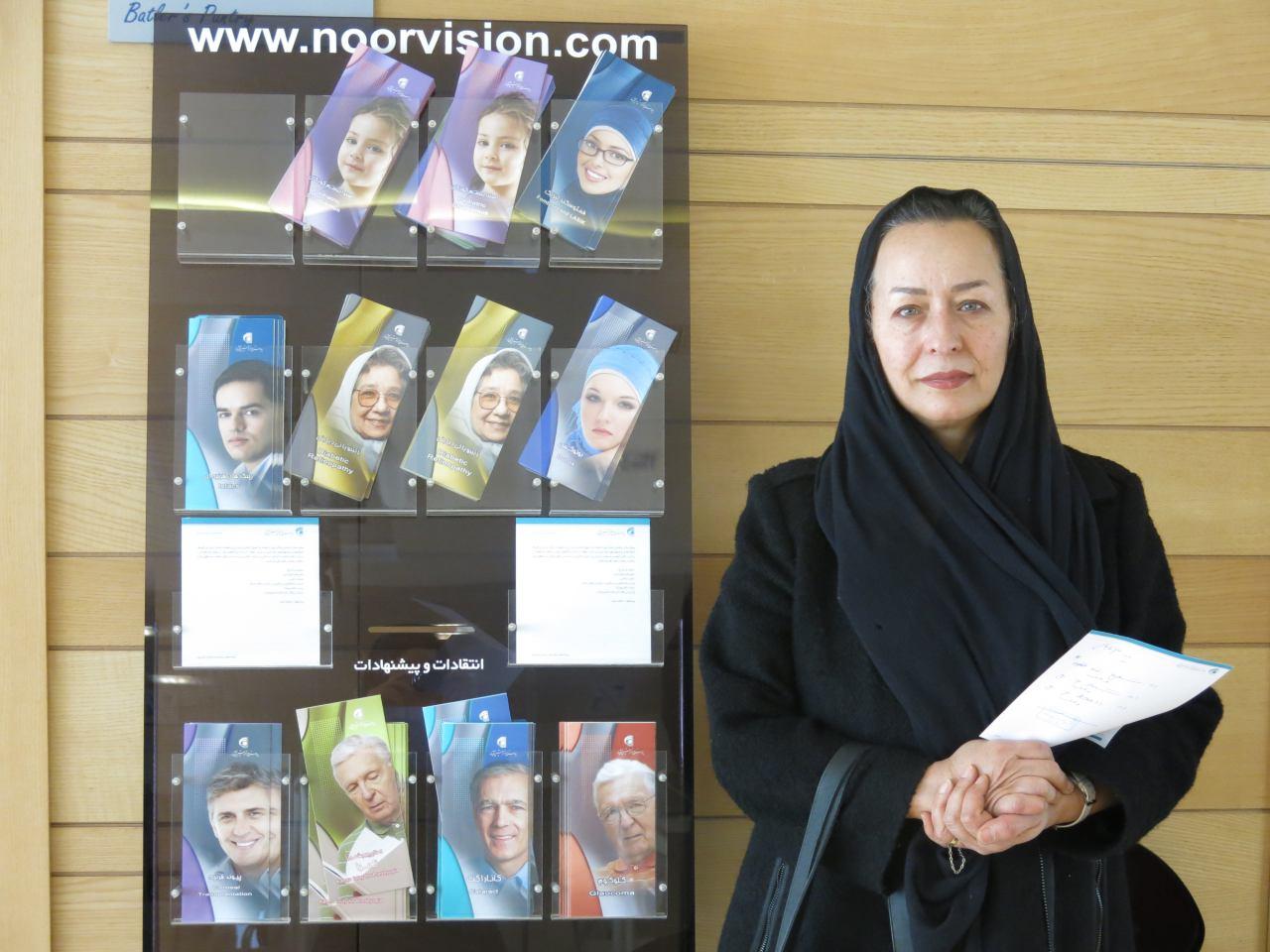 نمی شود بچه ها را وادار به تماشای فیلم ایرانی کرد / آزیتا حاجیان پیشکسوت