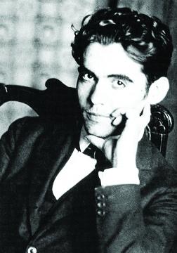 به رجینو د لا ماتزا / از روی تنبلی بود که جواب نامهات را نداد فدریکو گارسیا
