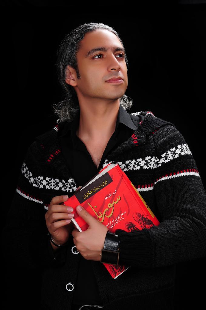 فــریب ســِلبریتی ها را نخــورید! / گفت وگو با شهرام میرزایی شاعر