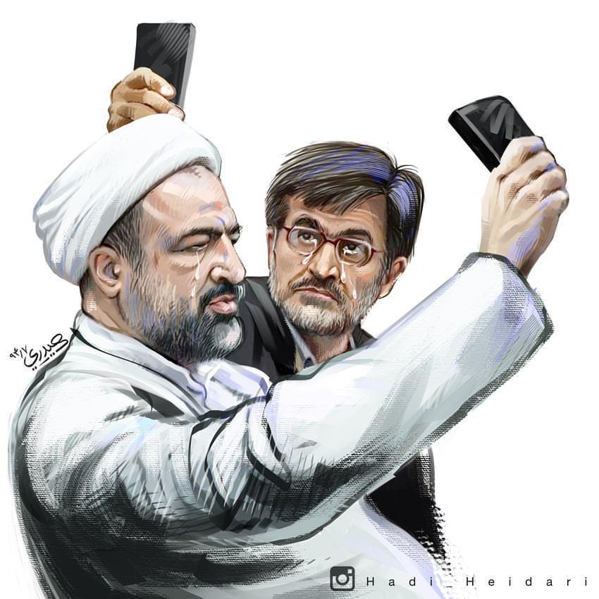 دلواپسان دست از سر دولت برنمیدارند / وقتی دکتر روحانی با 22 میلیون 796 هزار