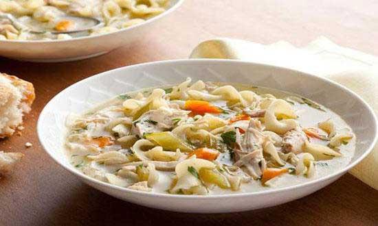 اگر کودکتان غذا نمیخورد این سوپ را برایش بپزید./سوپ مخصوص کودکان بدغذا