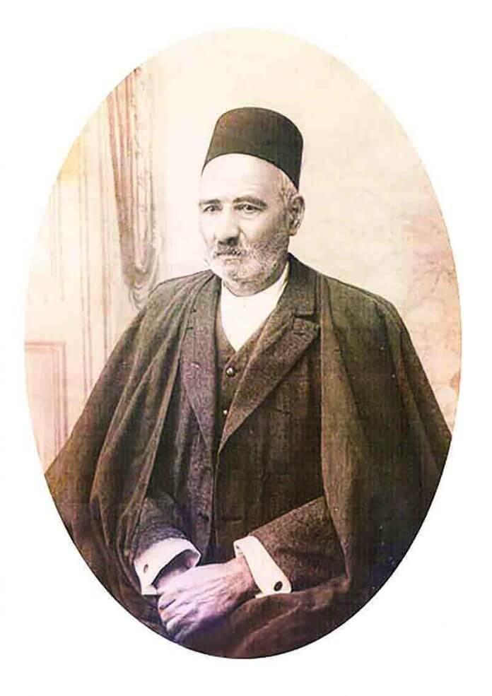 زندگی نامه میرزا محمد حسین سیفی قزوینی(عمادالکتاب قزوینی)