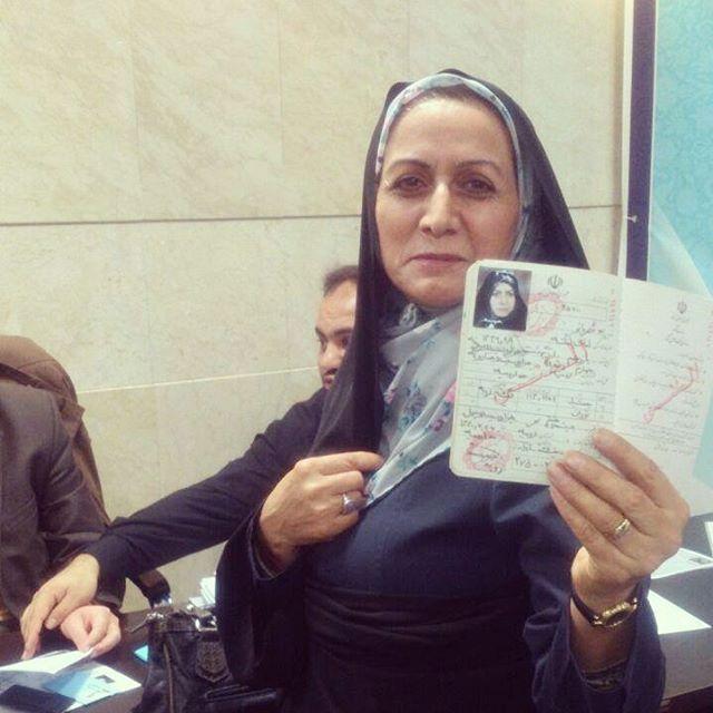 شهربانو امانی:حضور زنان در کابینه جدید