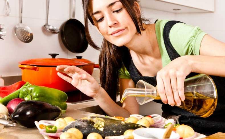 رژیم غذایی برای حامله شدن