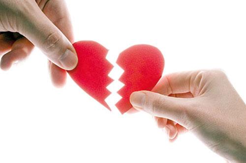 راه های مقابله با شکست عشقی