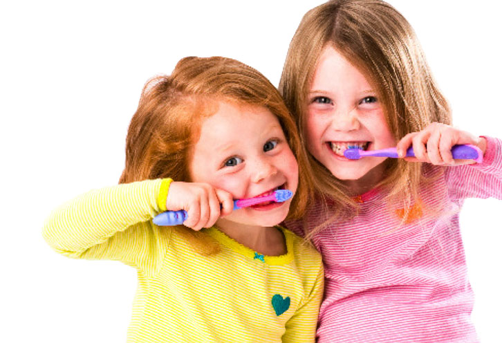 بهداشت دهان و دندان اطفال