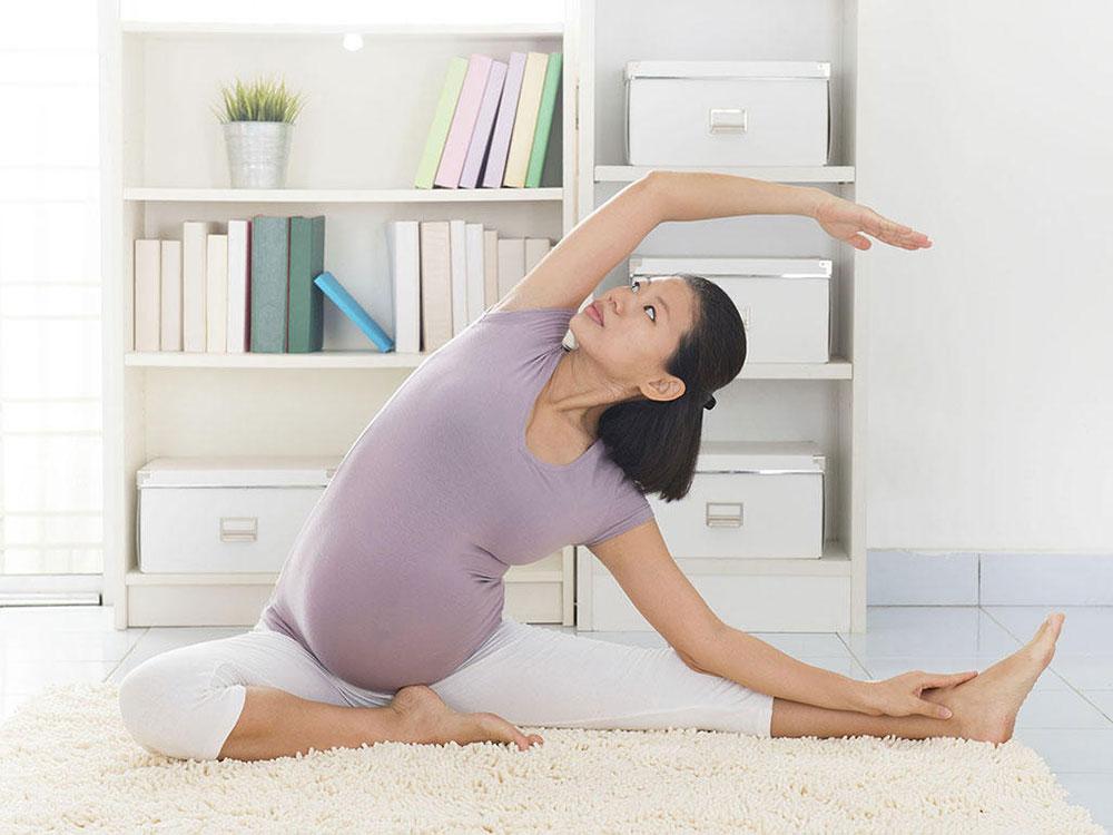 مادران ورزشکار نوزادان باهوش تر دارند