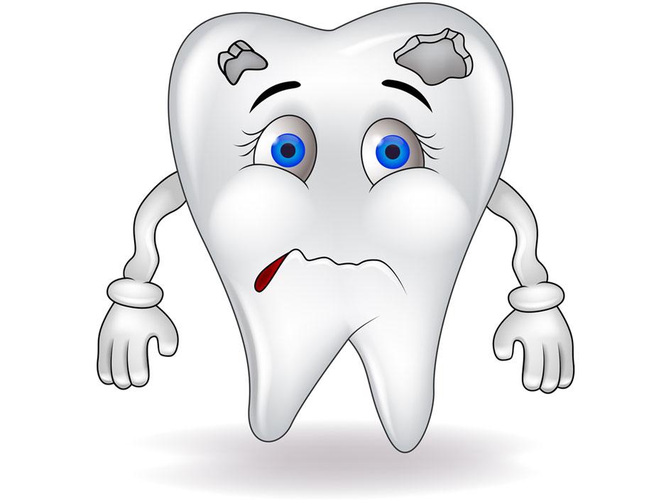 پوسیدگی دندان دومین بیماری قرن است