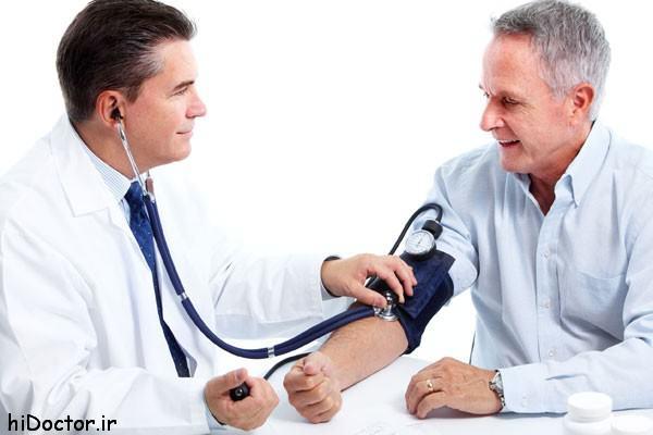 خطر پرفشاری خون در سالمندان