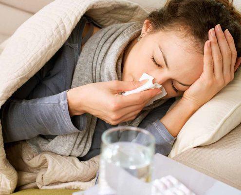سرماخوردی یا آلرژی داری؟