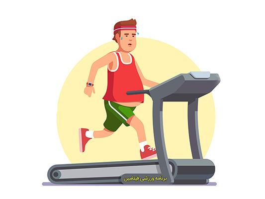 منظم ورزش  کنید
