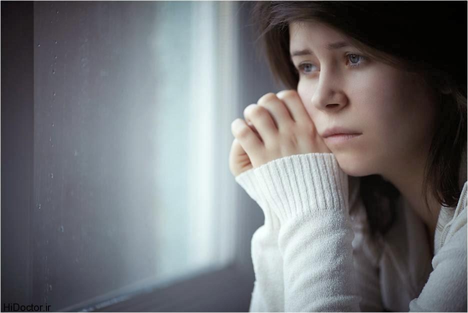 افسردگی فصلی در خانمها بیشتر از آقایان