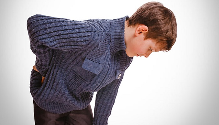 اهمیت محافظت از کمر در دوران کودکی