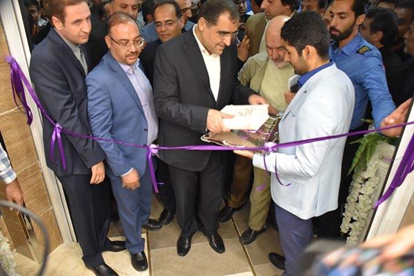 به همت «شرکت بنیان توان جم» انجام شد؛ افتتاح بخش آنژیوگرافی بیمارستان الزهرا
