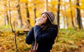 بیماریهای شایع در فصل پاییز