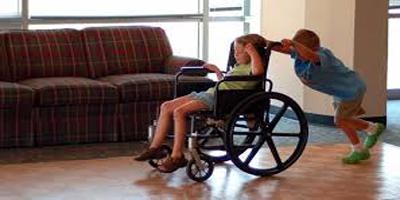 شیوع شکل جدید فلج اطفال