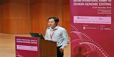 دانشمند چینی ژنتیک مفقود شد