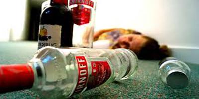 علائم تشنج ناشی از مصرف الکل