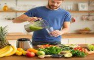 تغذیه مناسب مردان بالای ۴۰ سال