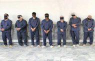 دستگیری باند سارقان منازل خالی از سکنه