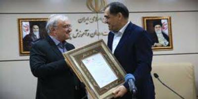 قدردانی وزیر بهداشت از دکتر سید حسن هاشمی