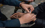 بازداشت ۷۲۰ مجرم مرتبط با موادمخدر در سال ۹۷