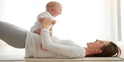 تمرینات مفید ورزشی پس از زایمان