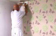 روش صحیح تمیز کردن کاغذ دیواری