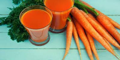 خواص آب هویج