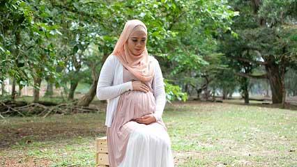 روزه داری برای زنان باردار
