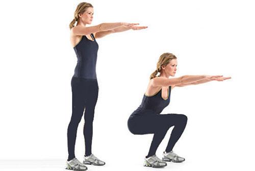 حرکت ورزشی روز دوم