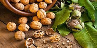 کاهش بیماری قلبی با مصرف گردو