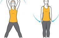 حرکت ورزشی روز سوم