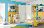مرتب کردن اتاق کودکان